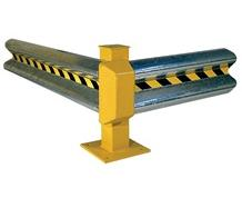 GUARD RAIL SAFETY SYSTEM